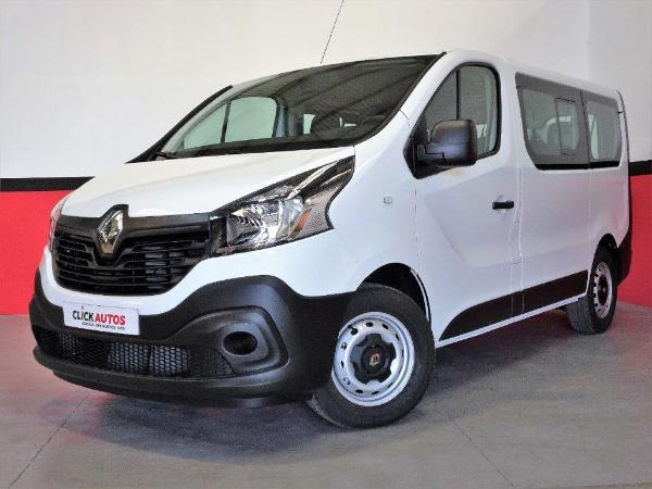 Renault Traffic 1.6 DCI 125CV Combi 9 Energy