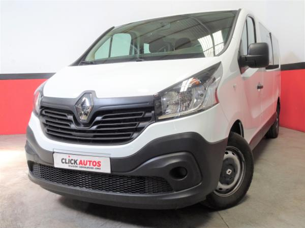 Renault Traffic 1.6 DCI 120CV Combi 9 Energy Largo