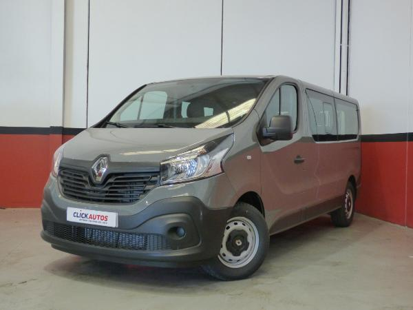 Traffic 1.6 DCI 120CV Combi 9 Energy Largo 0