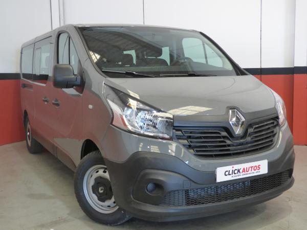 Traffic 1.6 DCI 120CV Combi 9 Energy Largo 19