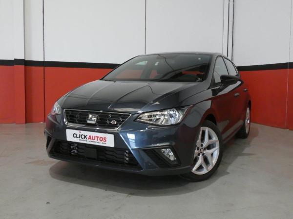 Ibiza 1.0 TSI 110CV FR DSG