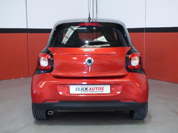 Forfour 0.9 Turbo 90CV Automatico Passion 1