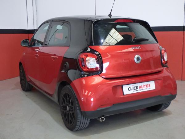 Forfour 0.9 Turbo 90CV Automatico Passion 2