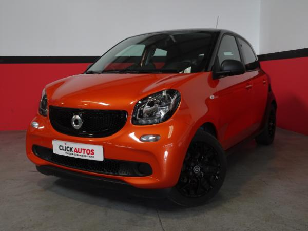 Forfour 0.9 Turbo 90CV Automatico Passion