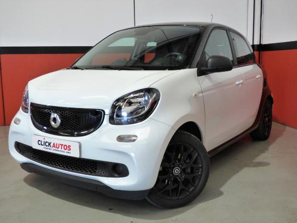 Smart Forfour 0.9 Turbo 90CV Automatico Passion