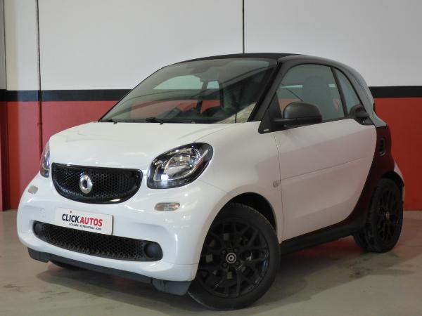 Fortwo 0.9 Turbo 90CV Automatico Coupe