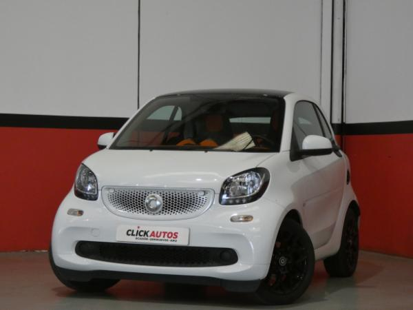 Fortwo 0.9 Turbo Coupe
