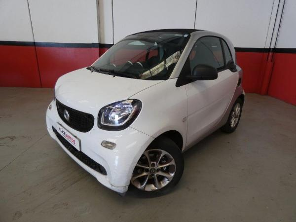 Smart Fortwo 60kW81CV Electric Drive Coupe 81CV Coupe