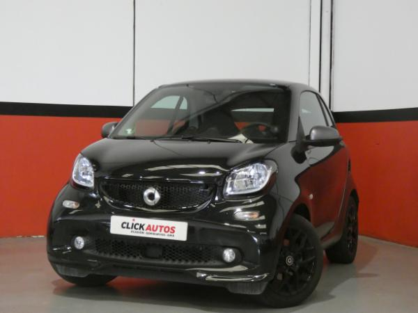 Fortwo 0.9 Turbo 90CV Coupe Passion Connect