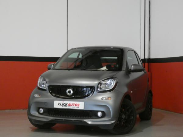 Fortwo 0.9 Turbo 90CV Coupe Passion