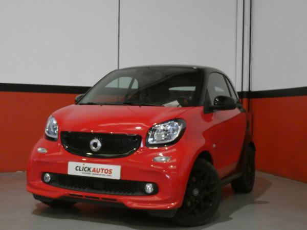Fortwo 0.9 Turbo 90CV Automatico Coupe Passion