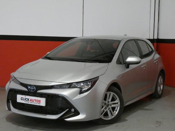 New Corolla 1.8 e-CVT 125CV Automatico hibrido