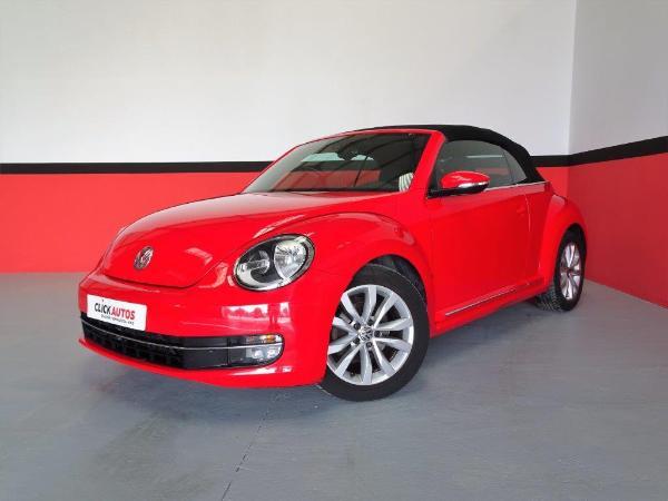 Beetle Cabrio 1.6 TDI 105CV Design