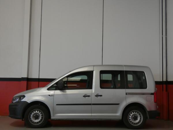 Caddy 5+2 2.0 TDI 102CV Business 13