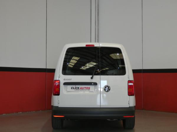 Caddy Maxi 7 Plazas 2.0 TDI 102CV DSG auto 5