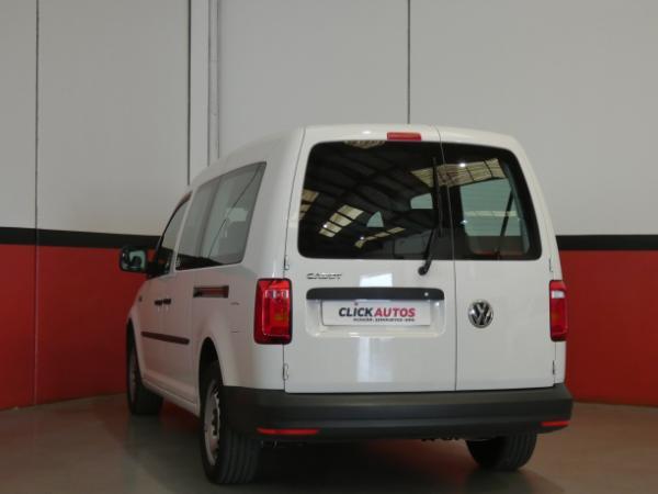 Caddy Maxi 7 Plazas 2.0 TDI 102CV DSG auto 6
