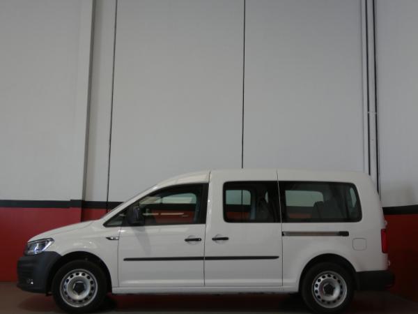Caddy Maxi 7 Plazas 2.0 TDI 102CV DSG auto 7