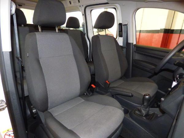 Caddy Maxi 7 Plazas 2.0 TDI 102CV Kombi pro 8